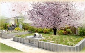樹木葬 観音新町