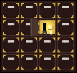 アイキャッチ画像 納骨堂のイラスト